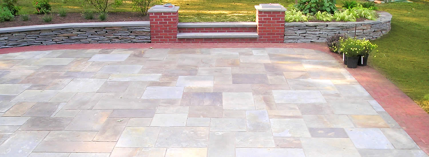 Longford Patios and raised Patios