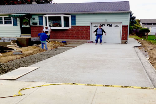 New Jersey Concrete Paving