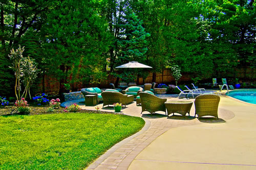 New Jersey Pools and Spas by Longford Landscape